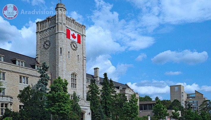 چگونه کاناداییها به دانشجویان بین المللی کمک می کنند